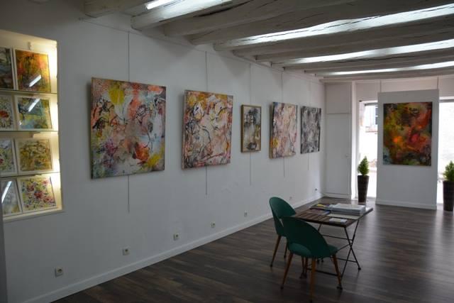 galerie Ecritures  Montluçon 2016