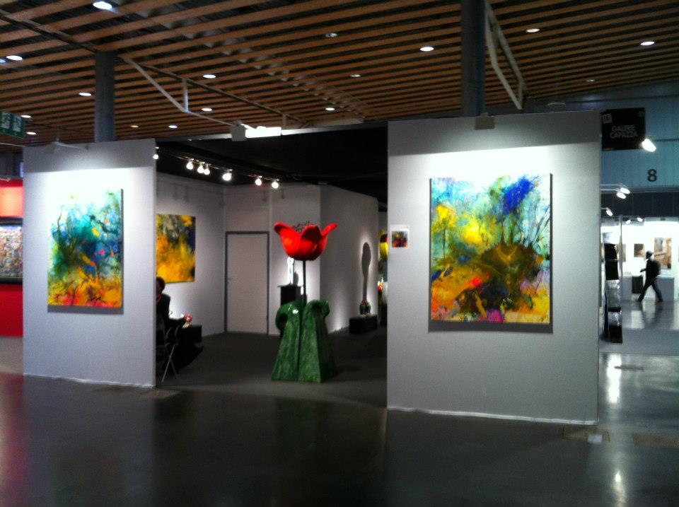Lille art fair 2013 Galerie capazza