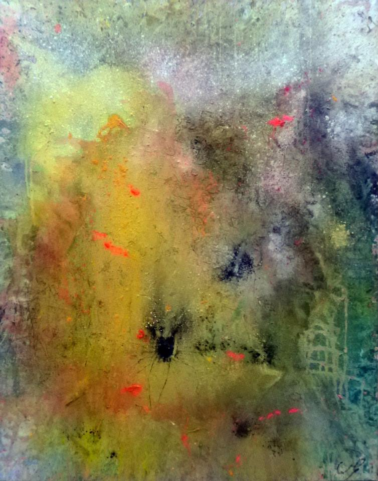 """ Bag's groove "", 146/114 cm"