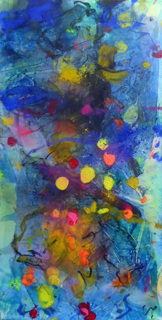 confettis, 100/50 cm