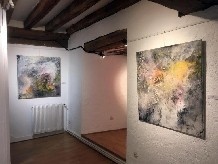 exposition Prieuré Chartres
