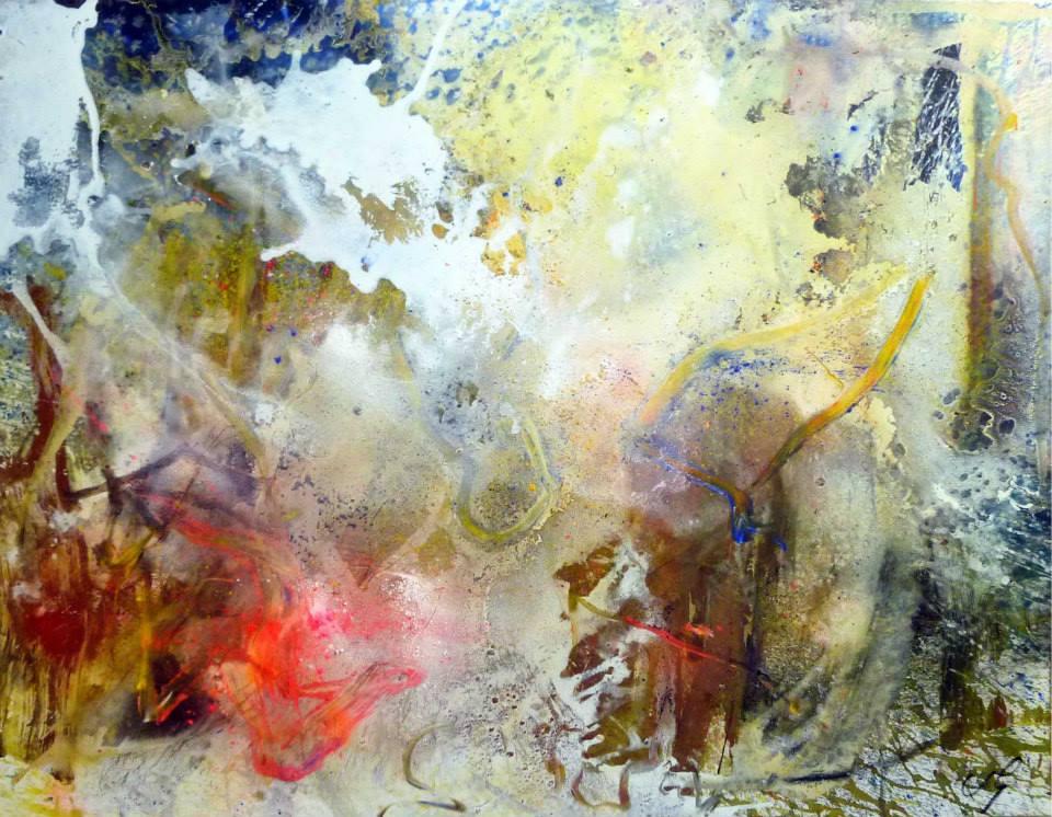 """""""Filles de Kilimandjaro """", 146/114 cm"""