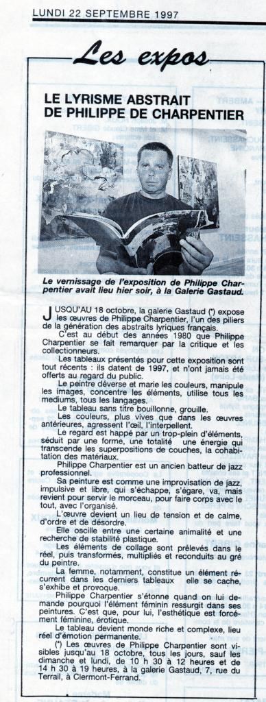 Gastaud 1997