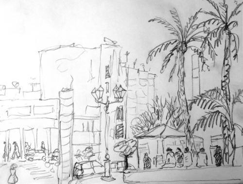 gueliz-marrakech-