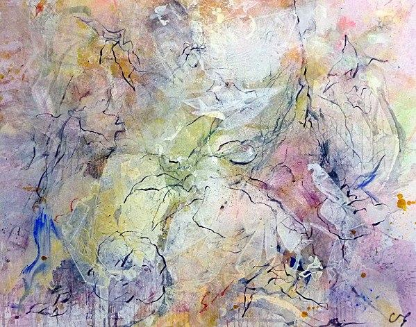 Pivoine 1, 114/146 cm