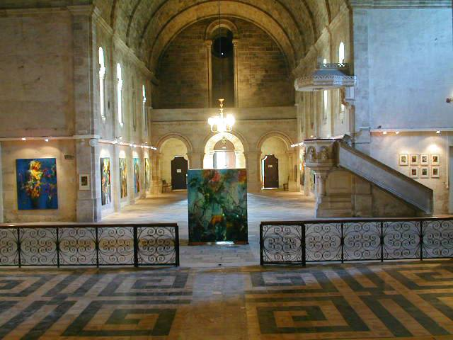 Eglise de Latresne 2000