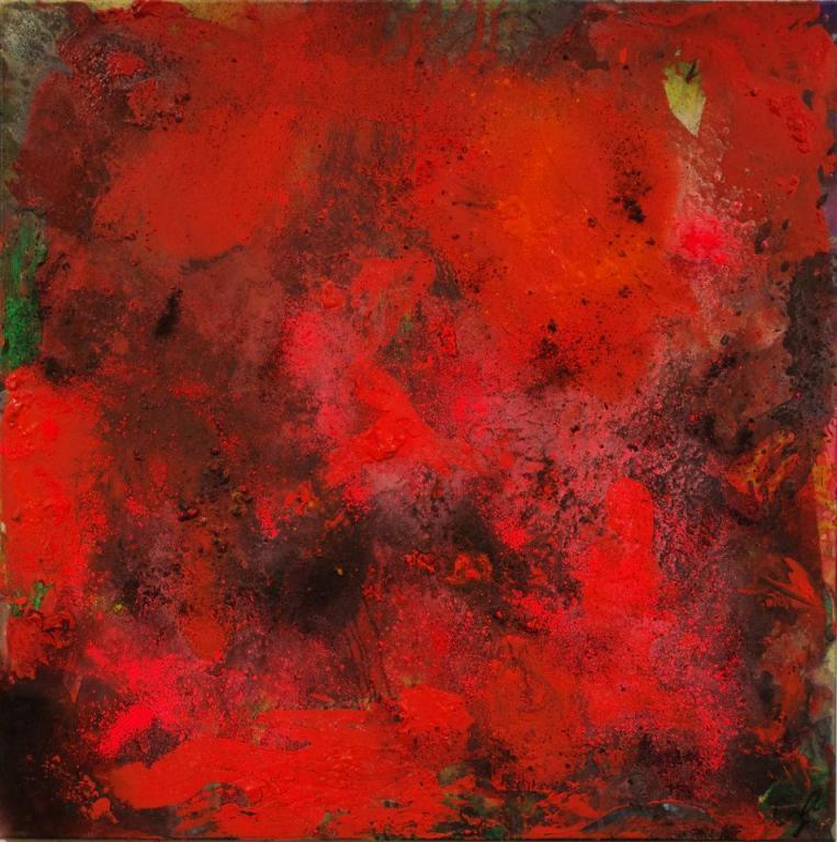 Le cercle rouge, 100/100 cm