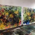 peintures en cours  mars 2018