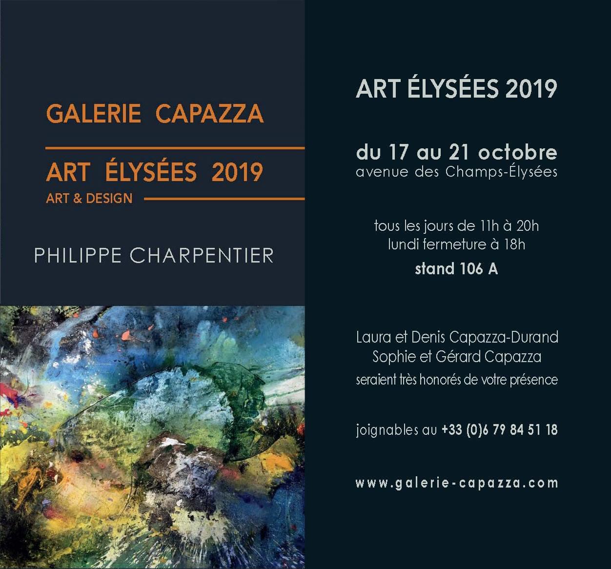 Art Élysées 2019