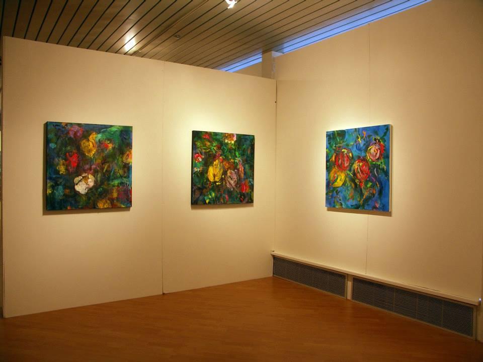 """""""L'embarcadère"""" à Montceaux les Mines, 2006"""