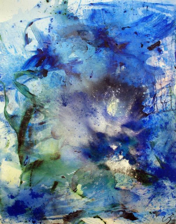 Blue Note, 146/114 cm