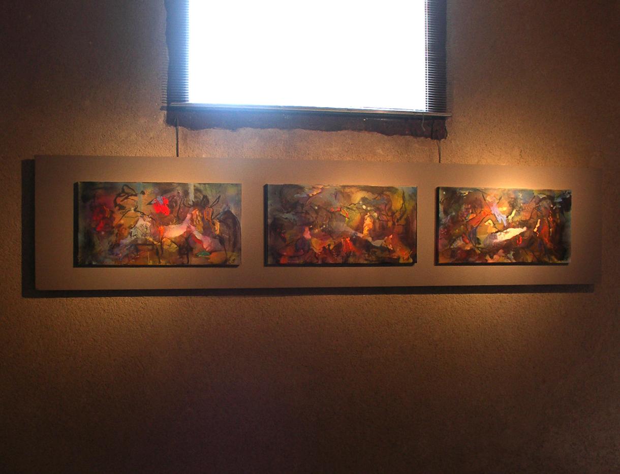 Galerie Capazza 2007