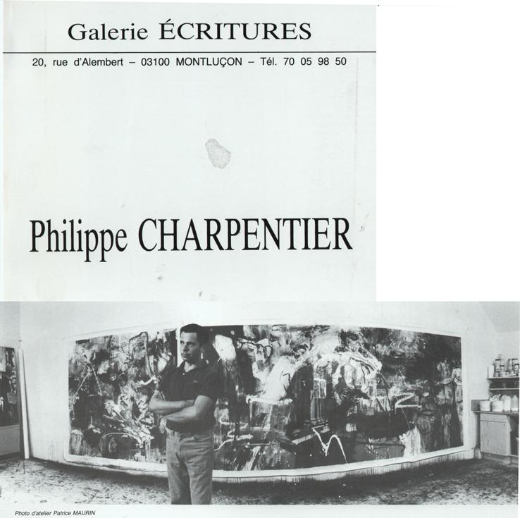 Galerie Ecritures