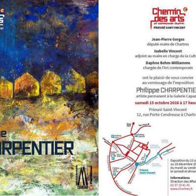 invitation Chartres