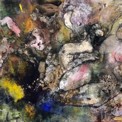 Le bain Sancerrois  114/146 cm