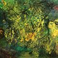 Les mimosas de ramatuelle 1  114/146 cm