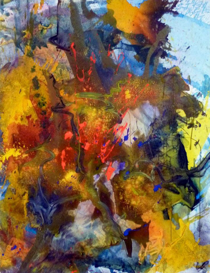 Lullaby of Birdland, 146/114 cm