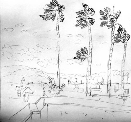 Marrakech-dessin-