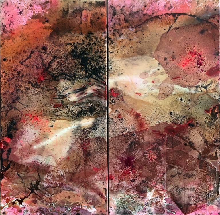 Suite pour violoncelle milieu droit 100/50 cm x 2