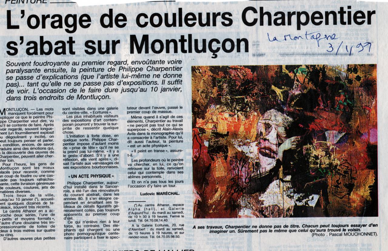 Montluçon 1997
