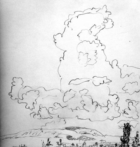 nuages-sur-l-atlas-dessin