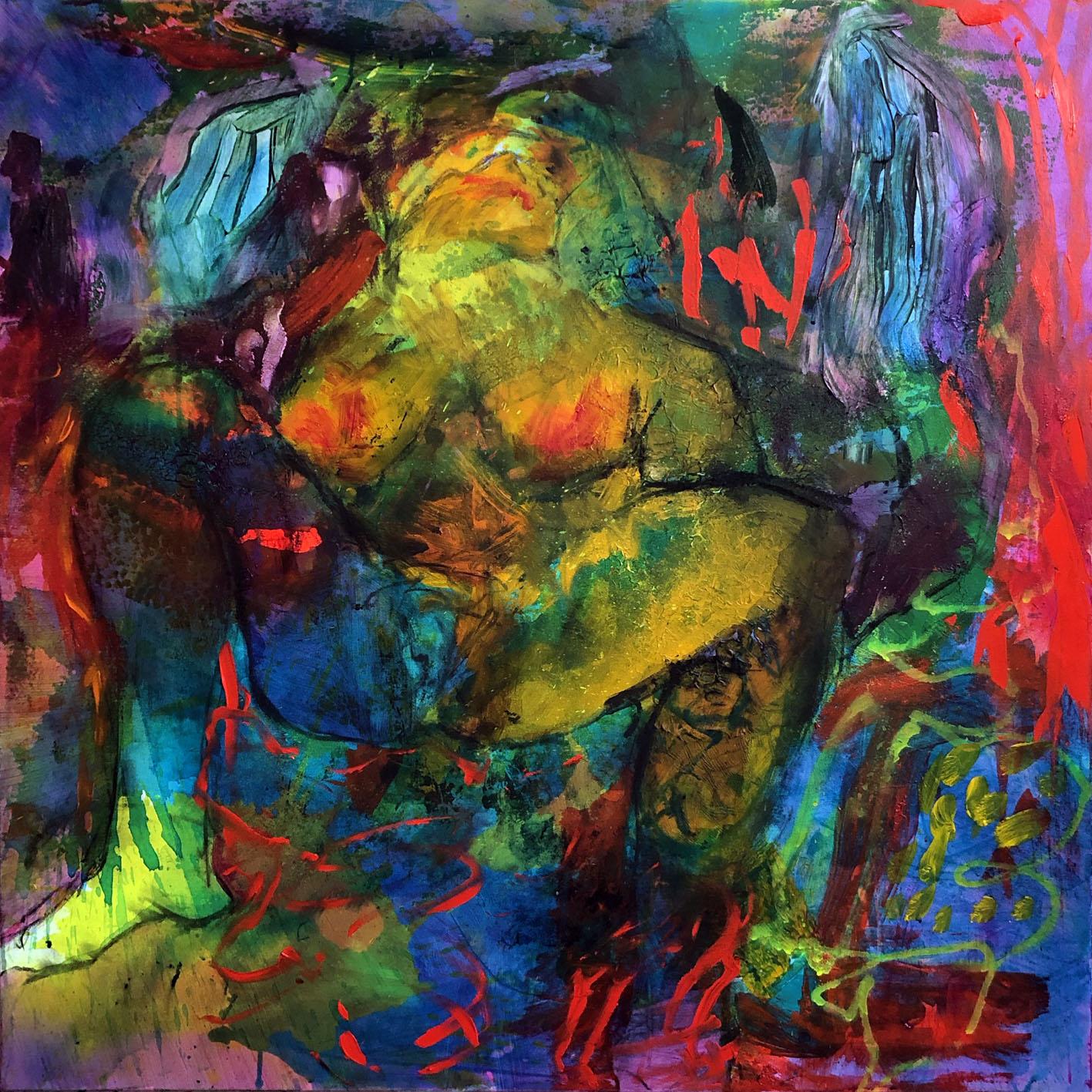 Passion dance   100/100 cm