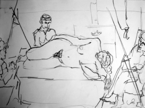 quatre-dessinateurs