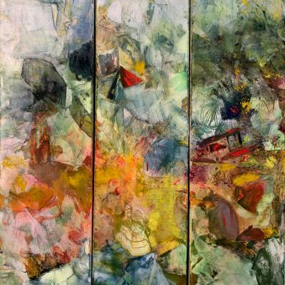 renaissance 1   100/30 cm x3