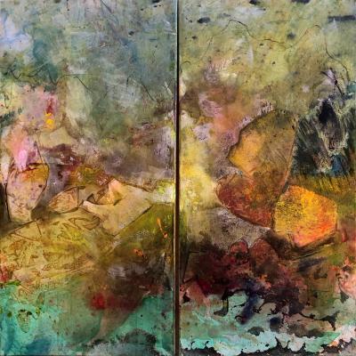 renaissance 3   100/50 cm x2