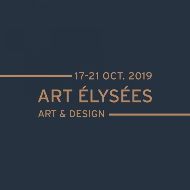 Art Elysées 2019    stand Galerie Capazza
